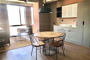 Laureles, Apartamento en venta de 1 habitación