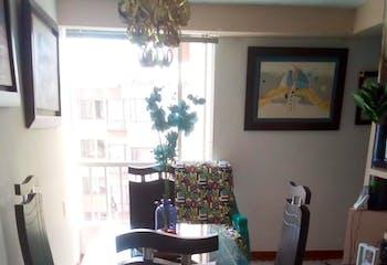 Apartamento en venta en Carimagua de 2 hab.