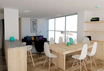 Edificio 8, Apartamentos en venta en Barrio Nicolás De Federman de 1-3 hab.