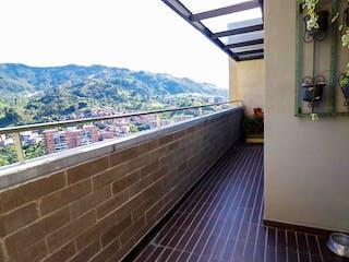 Apartamento en venta en El Chinguí, Envigado