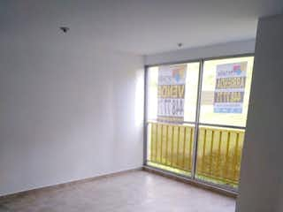Una habitación que tiene una cama en ella en Apartamento en venta en Santa María, de 58mtrs2