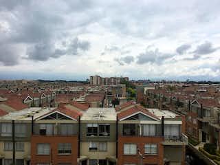 Un gran edificio de ladrillo con una torre de reloj en Apartamento En Venta En Mosquera Porton De Mallorca