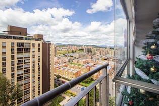 Apartamento en venta en Nuevo Mazurén de 3 habitaciones