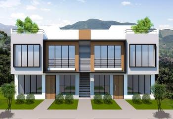 Proyecto nuevo en Casa Campo, Casas nuevas en Cabecera San Antonio De Prado con 2 habitaciones