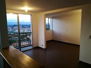 Una vista de una sala de estar y comedor en  Venta de Apartamento en Los Colegios, Rionegro