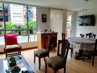 Apartamento en venta en Loma de Las Brujas, Envigado