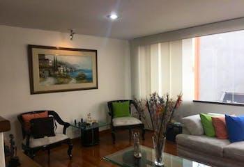 Apartamento en venta en Bella Suiza, 163m²
