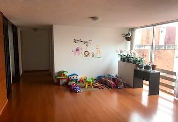 Departamento en venta en Col. Guadalupe Inn, 117 m² con seguridad las 24 hrs
