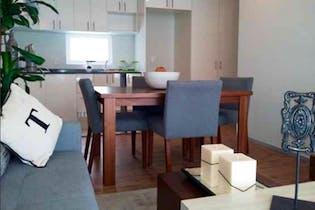Desarrollo inmobiliario, Qbicoo Santa Fe, Departamentos en venta en San Gabriel 62m²