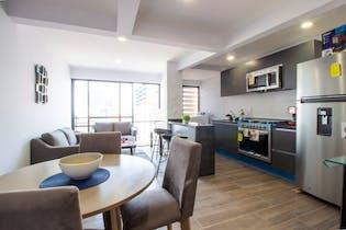 Desarrollo inmobiliario, Quo Illinois, Departamentos en venta en Ampliación Nápoles 67m²
