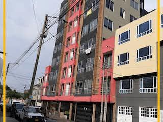 Una imagen de un cartel de calle en una calle en Apartamento en venta en San Antonio de 115m² con Bbq...