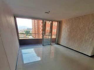 Una vista de una sala de estar desde una ventana en Apartamento en venta en San Germán, de 70mtrs2