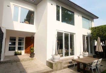 Casa en  venta en en Tetelpan, 344 m² en condominio