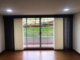 Una vista de una habitación con una puerta corredera de cristal en Apartamento en venta en Casco Urbano Tocancipá, de 83mtrs2