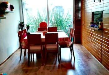 Departamento en venta en Napoles 159.3 m² con terraza