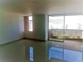 Un cuarto de baño con lavabo de bañera y espejo en Apartamento en Loma del Indio