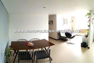 Apartamento en venta Sector Vegas de la Doctora, Sabaneta- 3 alcobas
