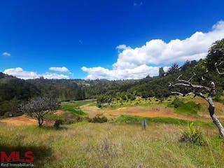 Faro Verde, lote en venta en El Chuscal, El Retiro