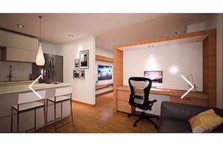 Apartamento en venta en Sabaneta de 1 hab. con Bbq...