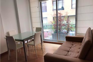 Apartamento en venta en Chicó de 1 habitación