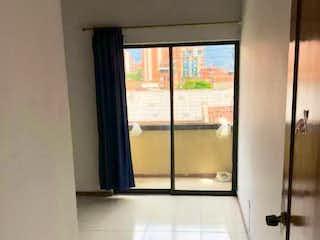 La vista del pasillo desde la puerta en Apartamento en venta en Barrio Laureles, de 88mtrs2