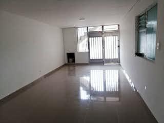 Una vista de una habitación con un gran ventanal en Casa en venta en Estadio 147m²