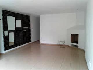 Cocina con nevera y microondas en Departamento Duplex Penthouse en Leibnitz 170 Col. Anzures CDMX