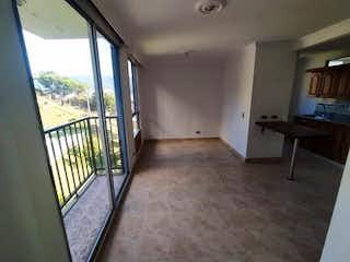 Una vista de un pasillo desde un pasillo en Apartamento en venta en Santa Lucía, de 56mtrs2