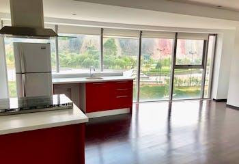 Departamento en venta en Cruz Manca, 90 m² con alberca