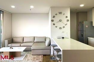 Urban Studios, Apartamento en venta en El Tesoro de 1 hab. con Zonas húmedas...