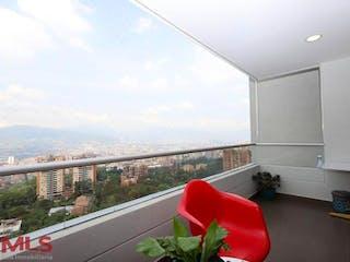 Entrepinos, apartamento en venta en Loma de Las Brujas, Envigado