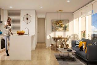 La Almería Alsacia Reservado, Apartamentos nuevos en venta en Nueva Marsella con 3 hab.