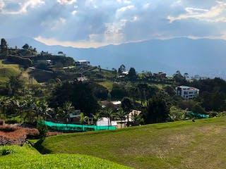 Villas De Candelaria, lote en venta en Loma del Atravezado, Envigado