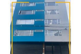 Apartamento en venta en Quiroga de 72m²