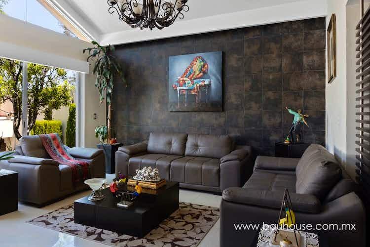 Portada Casa en venta en Bosque de las Lomas, 426 m² con jardín