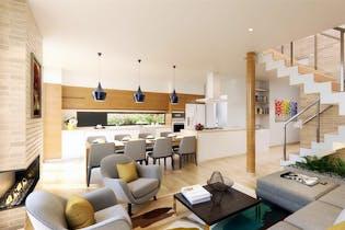 Proyecto nuevo en Bosque la Fontana, Casas nuevas en Bojacá con 3 habitaciones