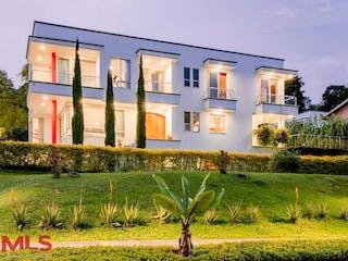 Parcelación Leño Verde, casa en venta en Parque, La Estrella