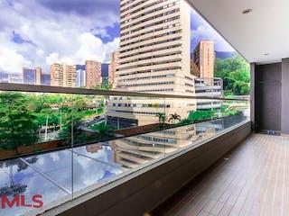 Torre Genesis, apartamento en venta en Los Balsos, Medellín