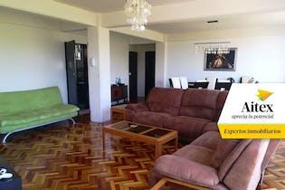 Departamento en venta en San Miguel Chapultepec, 125 m² con estacionamiento techado