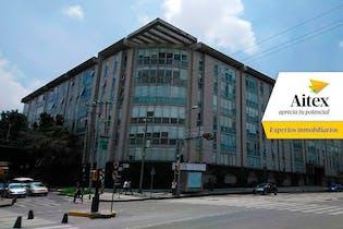 Departamento en venta en Col. Doctores, 89 m² en fraccionamiento privado
