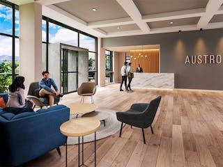 Austro, proyecto de vivienda nueva en Montevideo, Bogotá