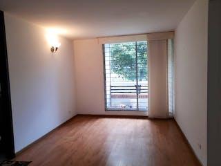 Una vista de un dormitorio con una puerta corredera de cristal en Apartamento en Venta BRITALIA NORTE