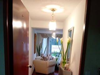 Una sala de estar llena de muebles y una ventana en Apartamento en venta en Nueva Marsella, 74m² con Bbq...