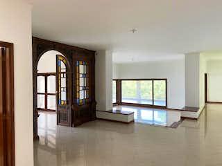 Una vista de una sala de estar con un gran ventanal en Casa en Venta LAS PALMAS