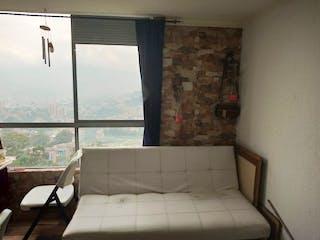 Una sala de estar llena de muebles y una ventana en Venta apto Buenos Aires P14 C.3085032