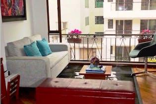 C005rincon Del Chico Exterior, Apartamento en venta en Santa Bárbara de 1 habitación