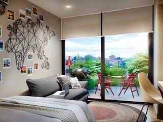 Muttuo, apartamentos nuevos en Chicó, Bogotá