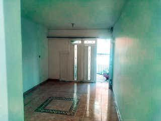 Una vista de un pasillo desde un pasillo en Casa en venta en Conquistadores de 4 alcobas