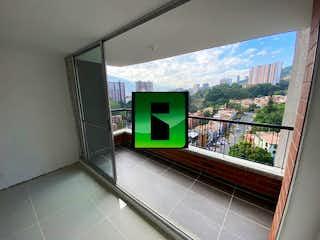 Una vista de una pantalla de televisión en una pared en Apartamento en Venta SANTA ANA