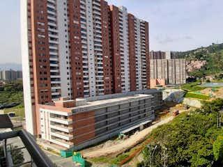 Una vista de una ciudad en medio de una ciudad en Venta apartamento Guayabal P.10 C.3350991